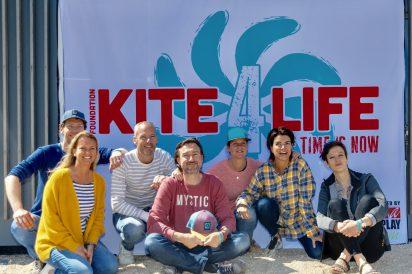 Kite4Life foundation kick-off Mei 2019